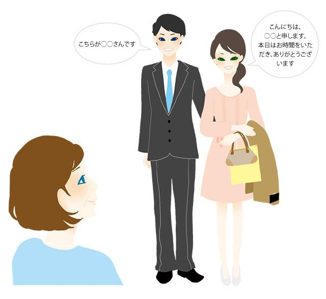 親への報告と挨拶|婚約と結納 ...